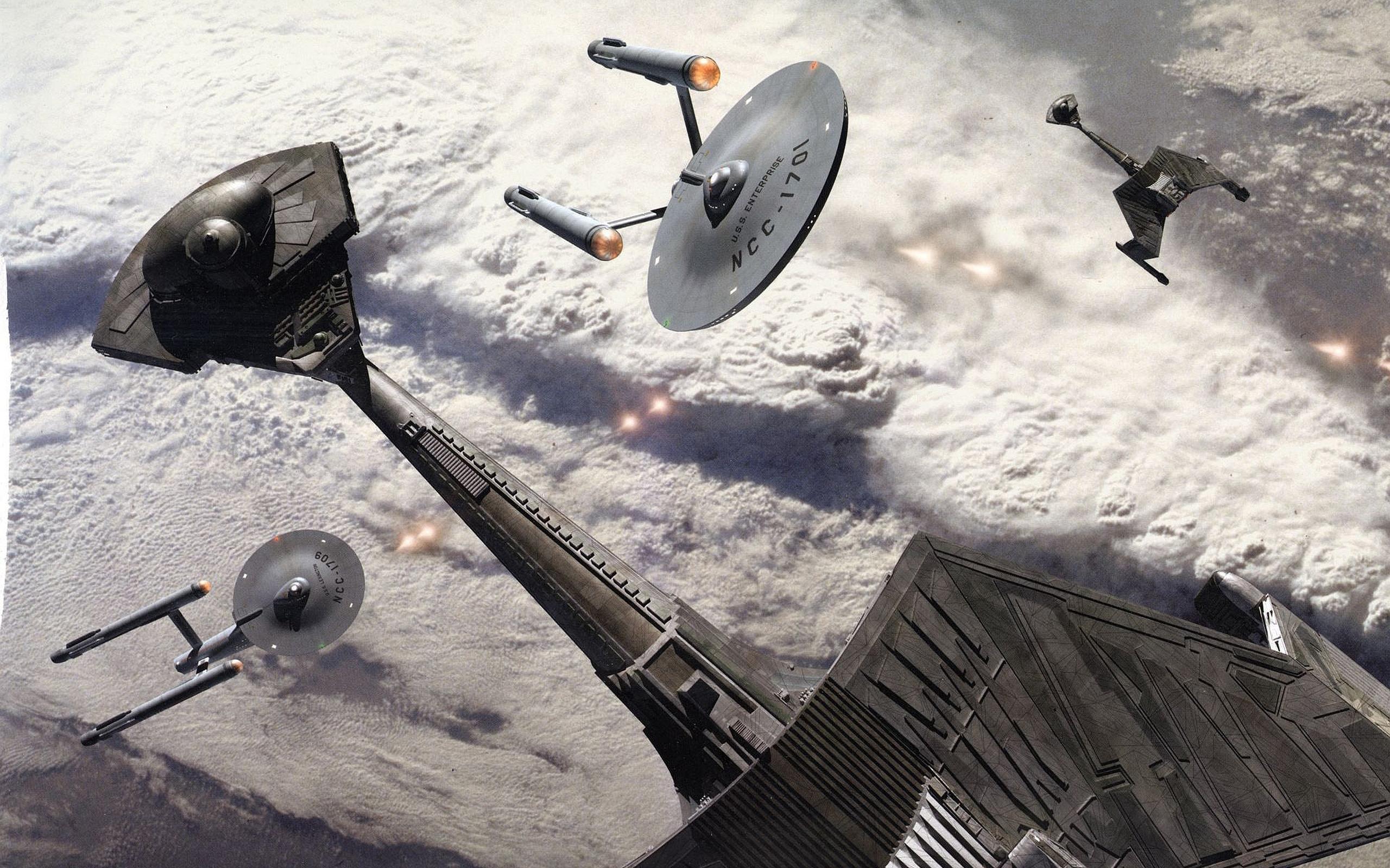 Star Trek HD Wallpaper | Background Image | 2560x1600 | ID ...