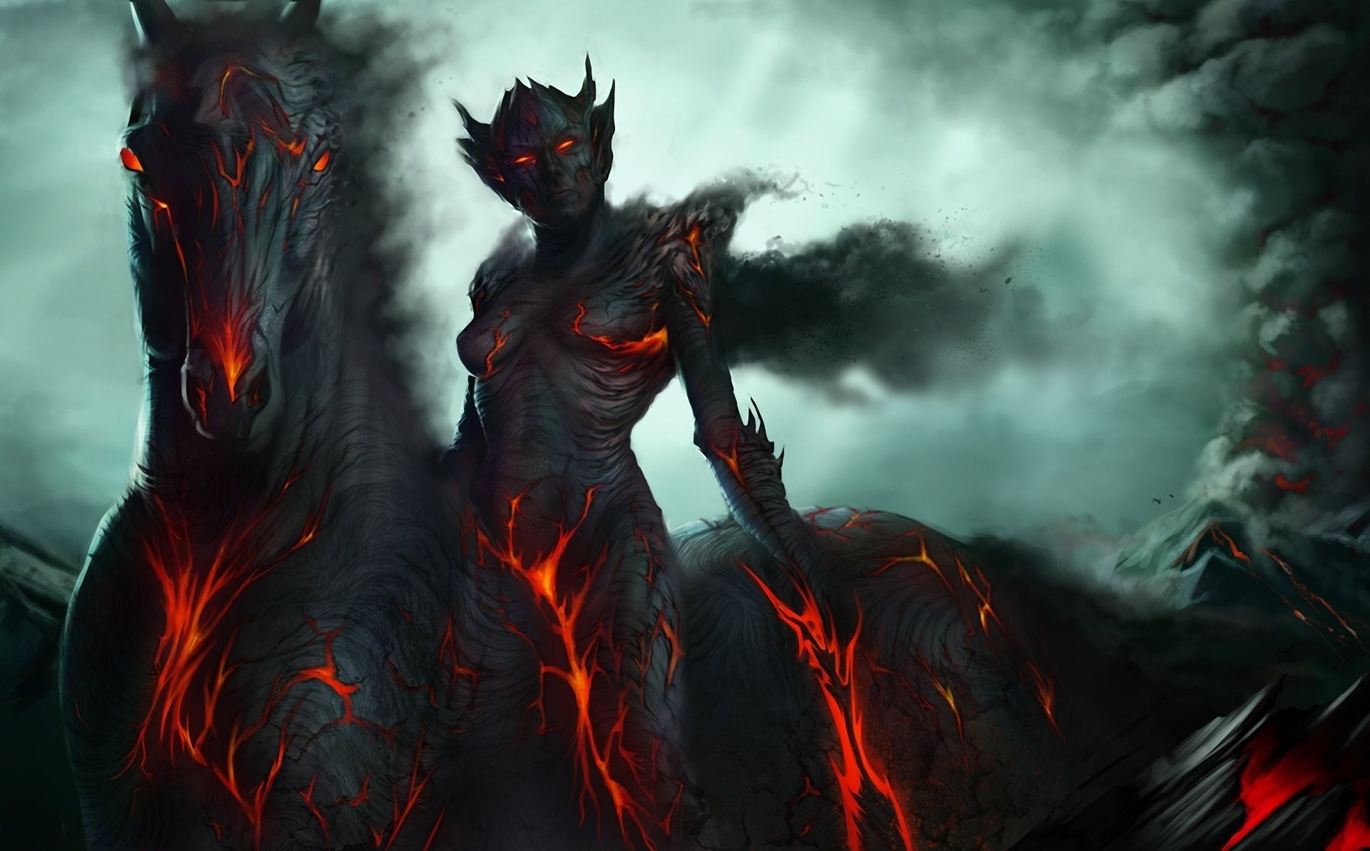 208 Demon HD Wallpapers