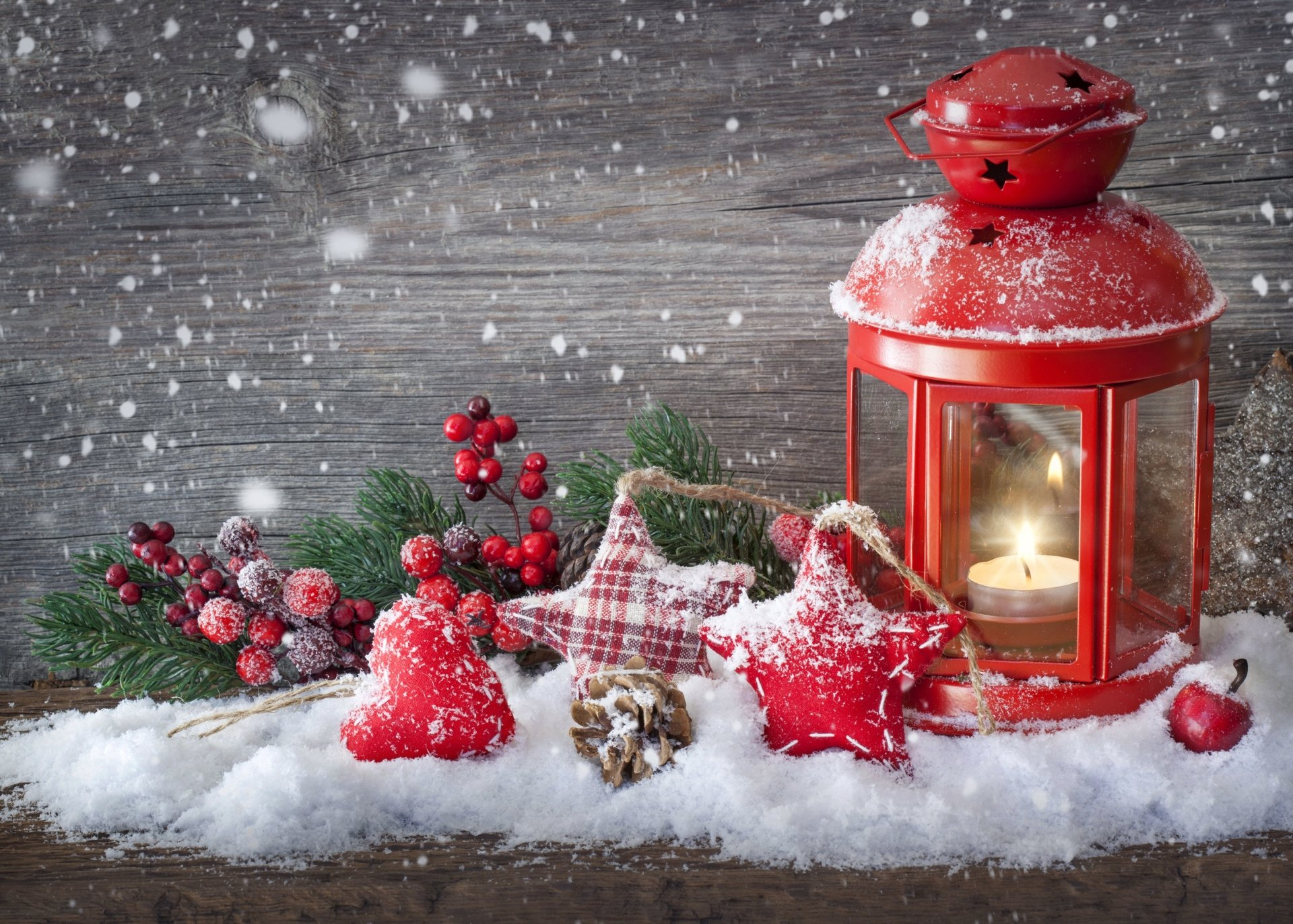 Holiday - Christmas  Christmas Ornaments Lantern Wallpaper