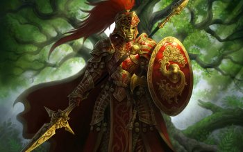 Fantasy - Warrior Wallpapers and Backgrounds ID : 329393