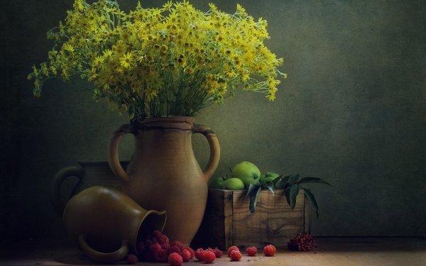 Food Still Life HD Wallpaper | Background Image