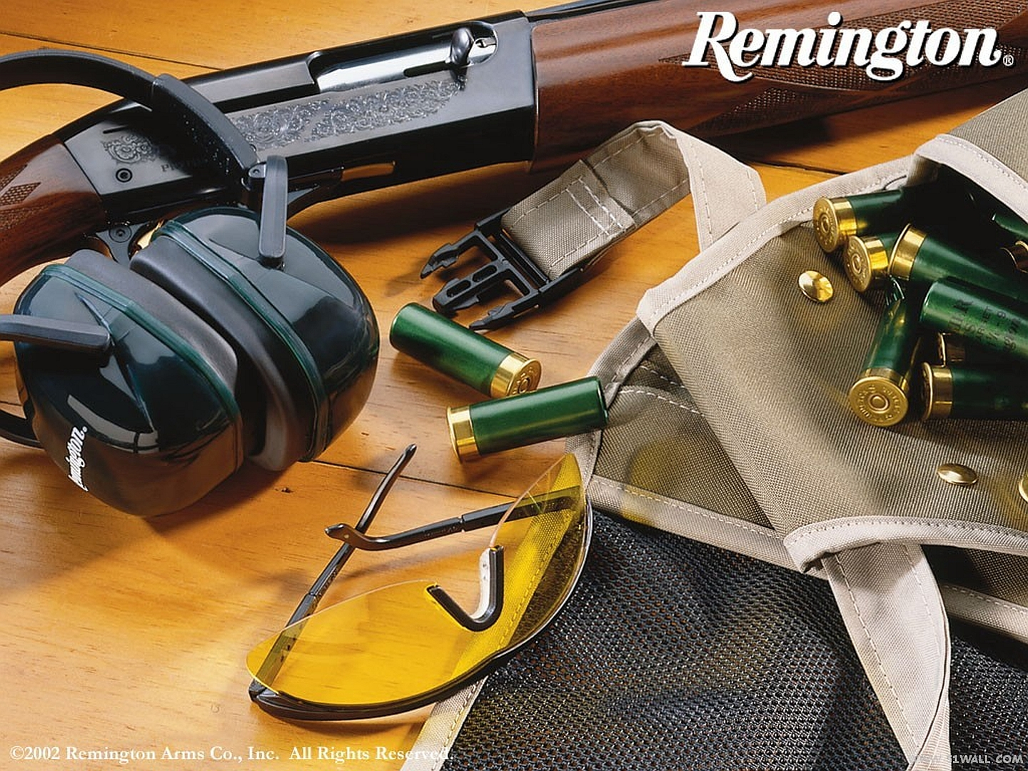 2 Remington Shotgun HD Wallpapers