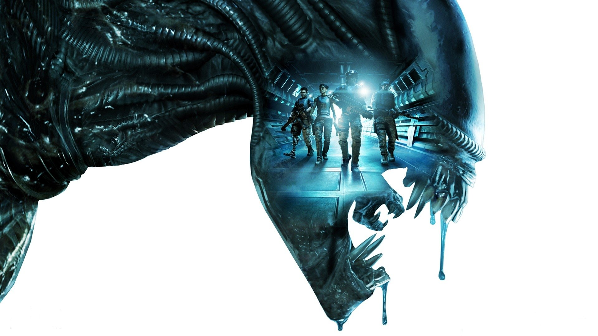 50 Aliens Colonial Marines Hd Wallpapers Background Images Wallpaper Abyss