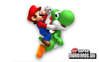 Video Game - New Super Mario Bros. Wii Wallpapers and Backgrounds ID : 330727