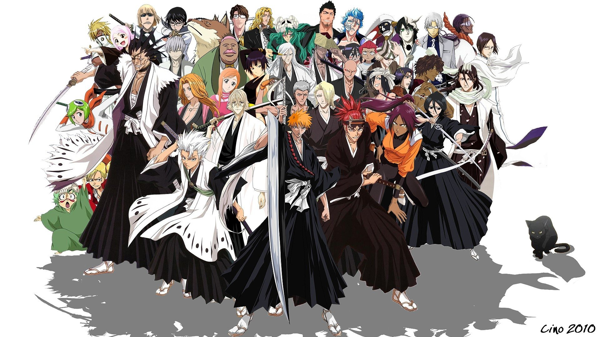 Bleach Rukia Kuchiki HD Wallpaper