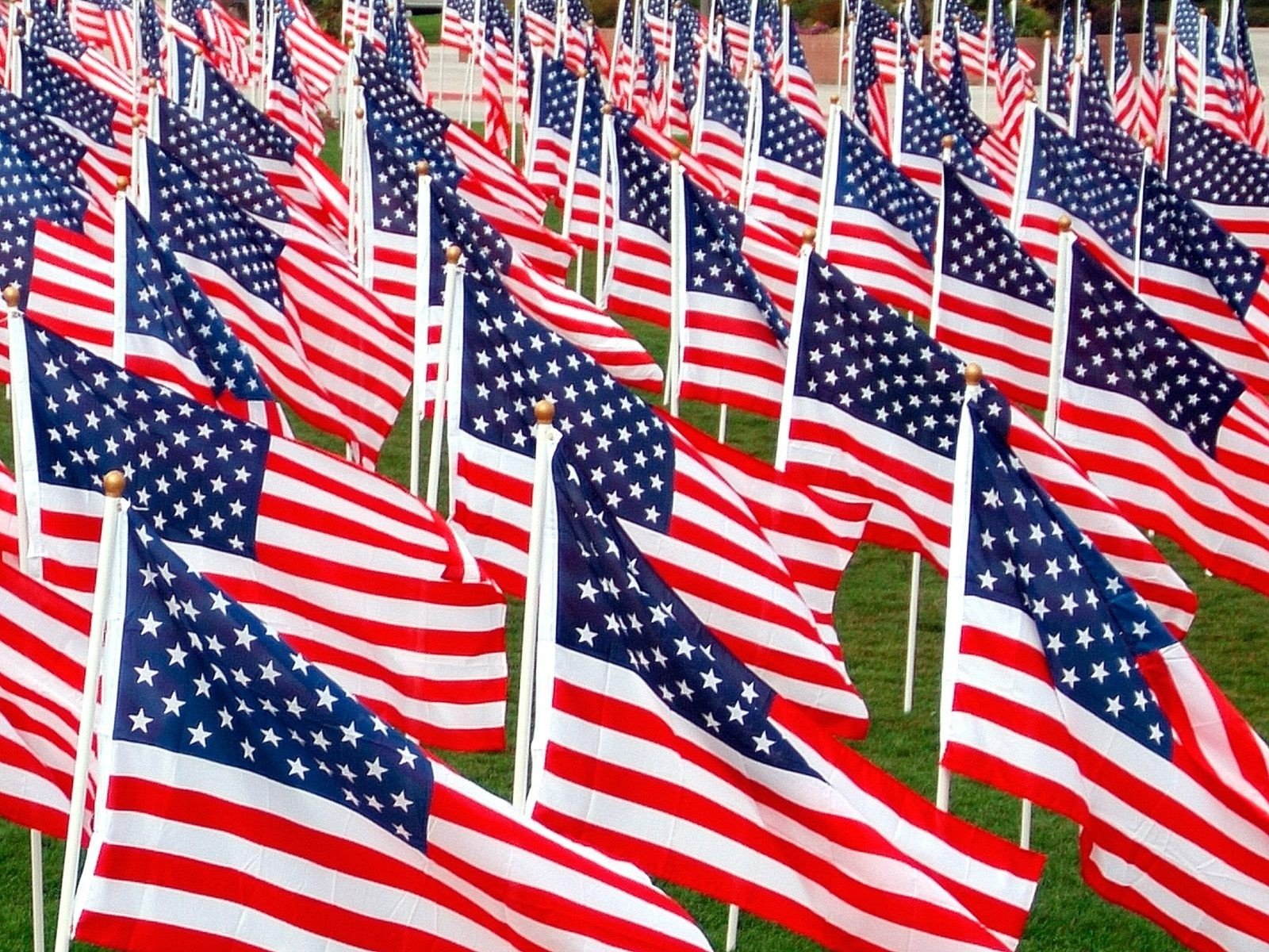American Flag Wallpaper and Background Image | 1600x1200 ...