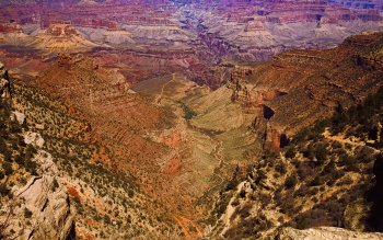 Earth - Grand Canyon Wallpapers and Backgrounds ID : 331023