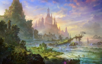 Fantasy - Castle Wallpapers and Backgrounds ID : 331103