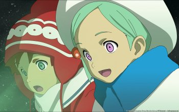 Anime - Eureka Seven Wallpapers and Backgrounds ID : 331287