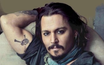 Celebrity - Johnny Depp Wallpapers and Backgrounds ID : 331437