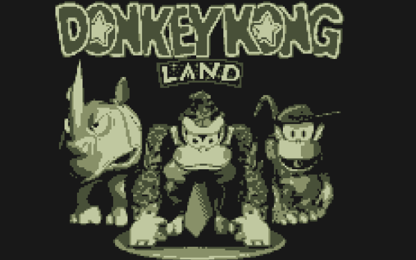 Video Game Donkey Kong Land Donkey Kong HD Wallpaper | Background Image