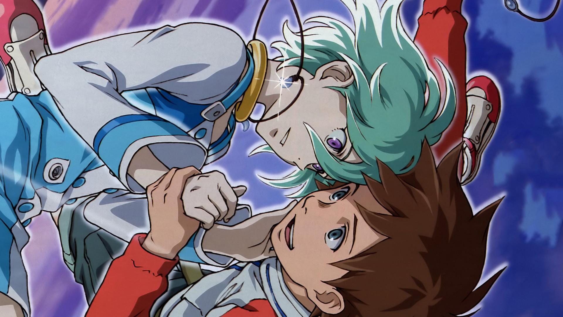 Eureka 7 anime downloads