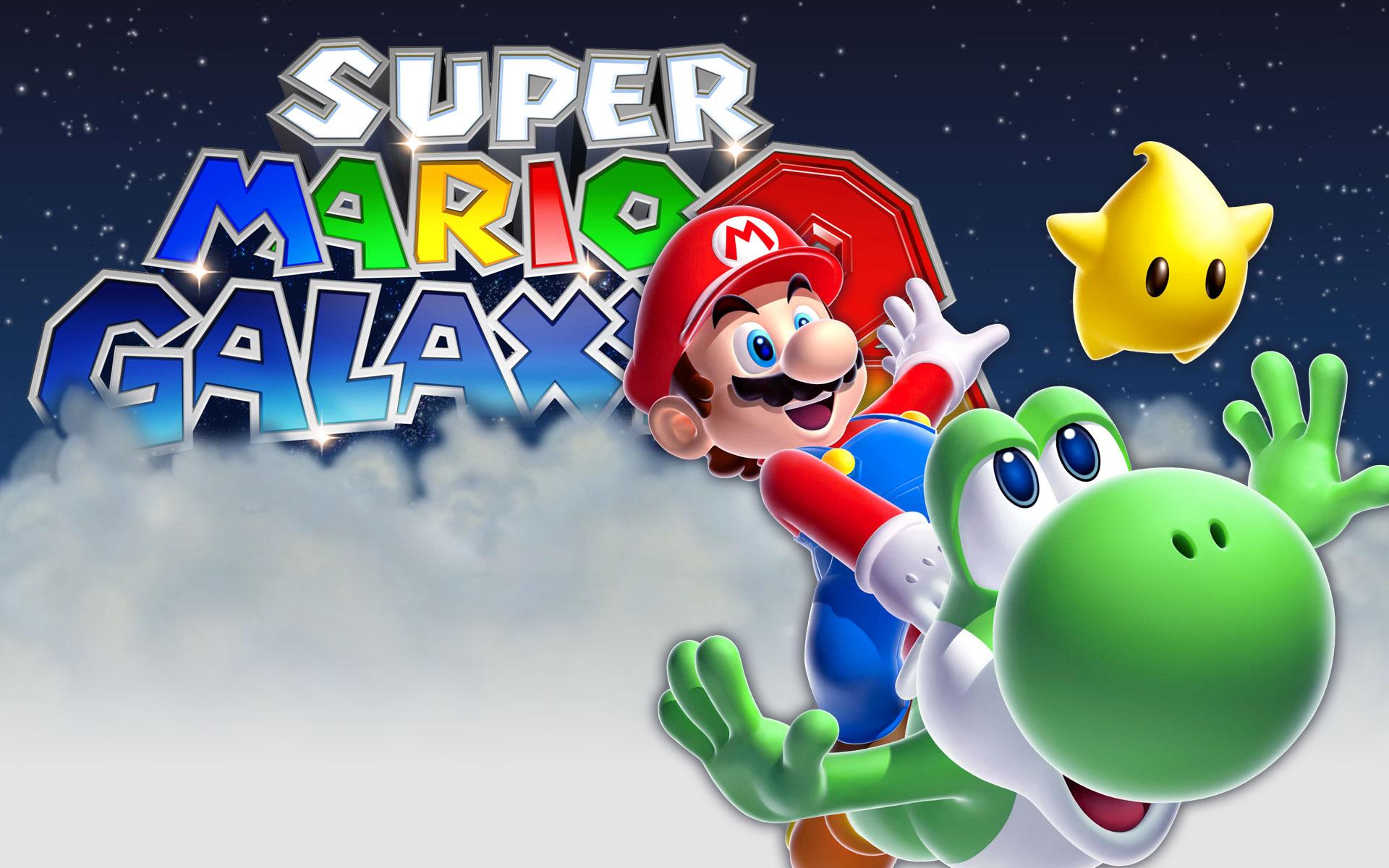Super Mario Galaxy Wallpapers: Super Mario Galaxy 2 Full HD Wallpaper And Hintergrund