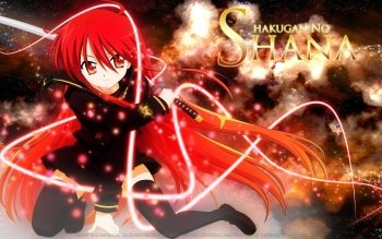 Anime - Shakugan No Shana Wallpapers and Backgrounds ID : 332368