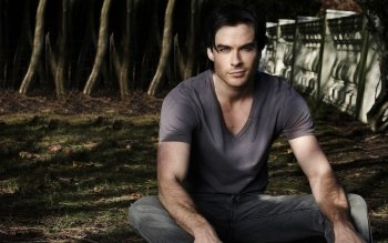 Celebrity - Ian Somerhalder Wallpapers and Backgrounds ID : 332477