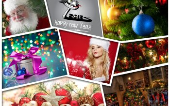 Holiday - New Year Wallpapers and Backgrounds ID : 332939