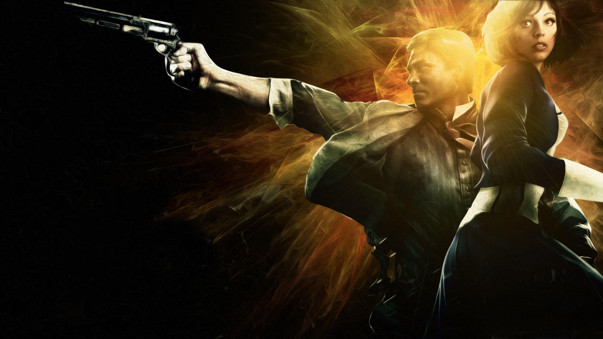 Bioshock Infinite HD Wallpaper   Background Image ...