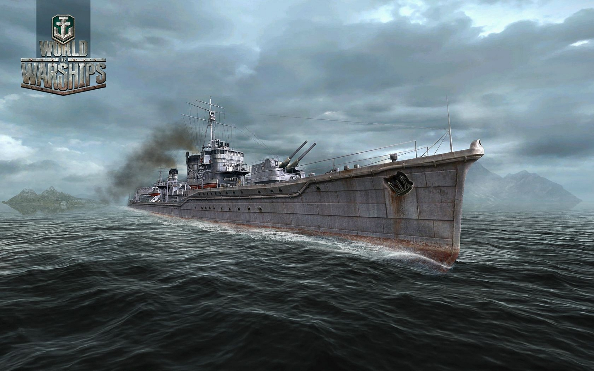 World Of Warships Full Hd Wallpaper And Background