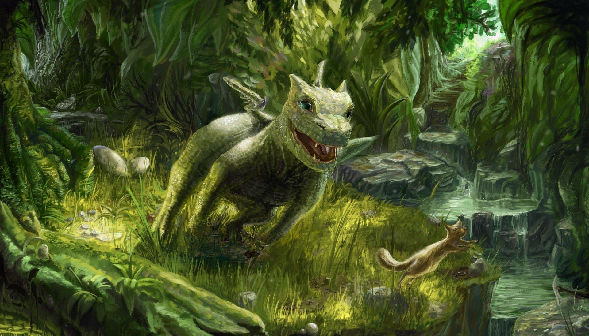 Dragon 4k Ultra HD Wallpaper