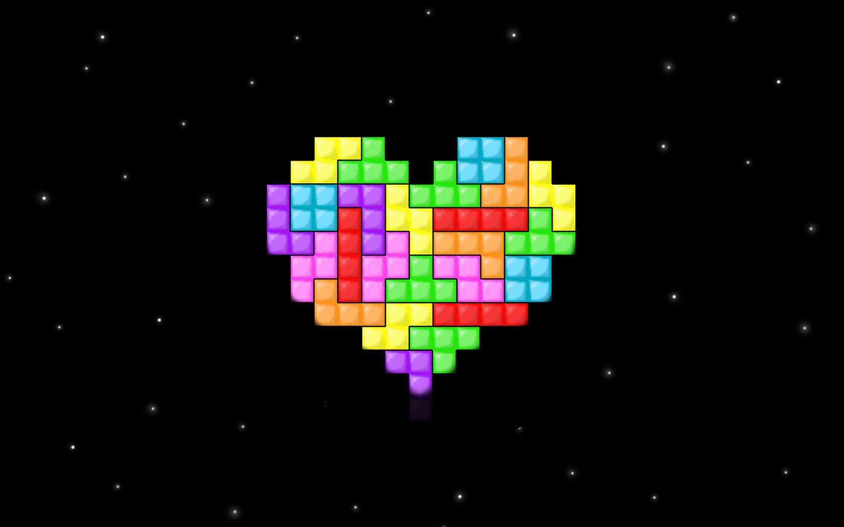 Tetris Wallpaper And Hintergrund 1680x1050 Id333857 Wallpaper