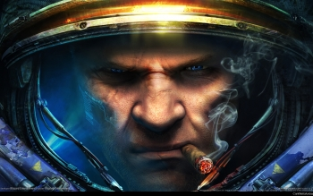 Video Game - Starcraft Wallpapers and Backgrounds