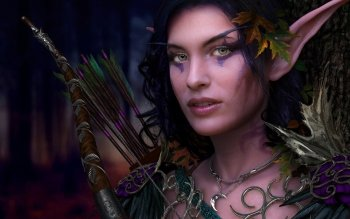 Fantasy - Elf Wallpapers and Backgrounds ID : 333399