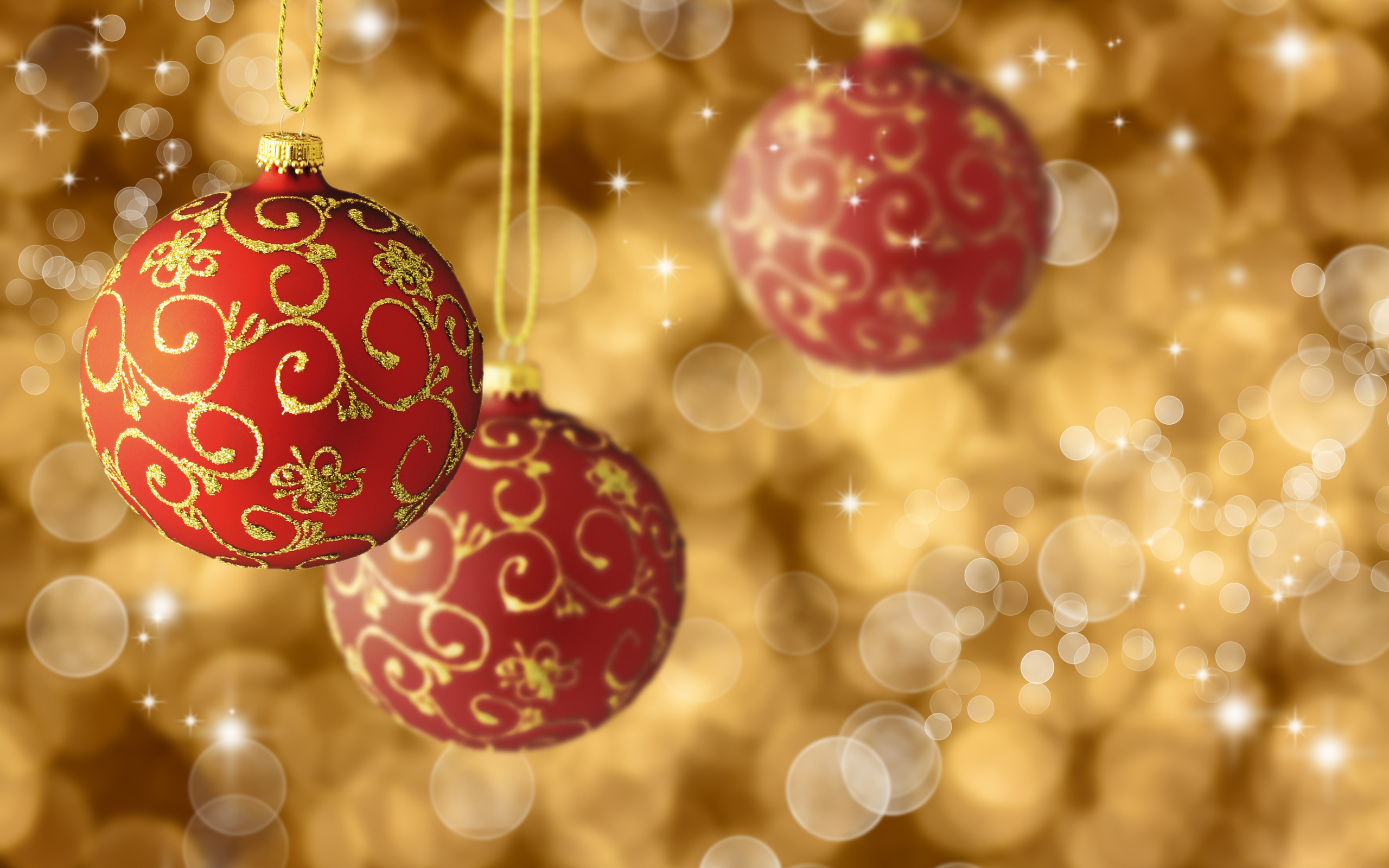 Christmas ornament holiday holidays 2560x1600