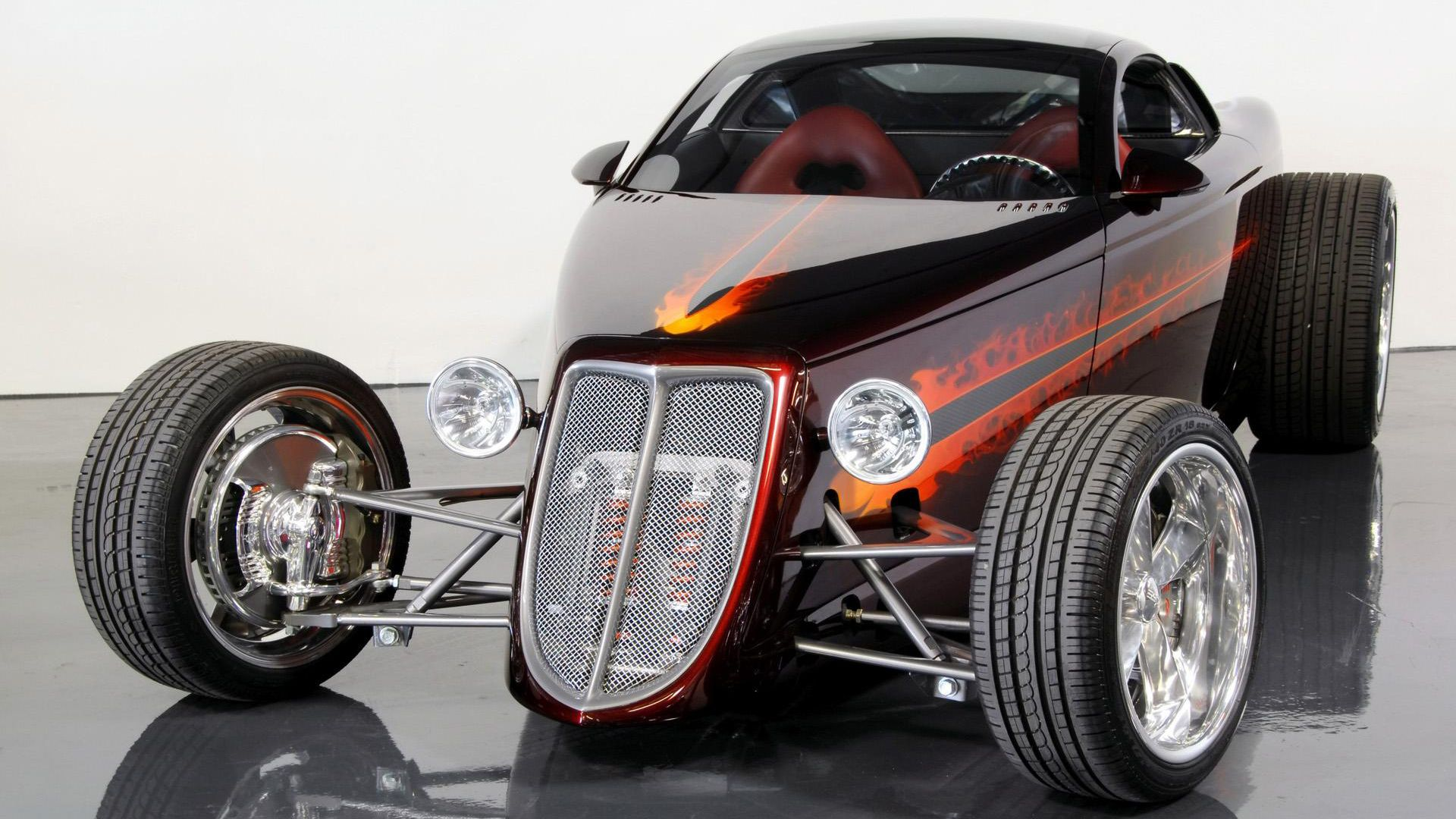 3 Plymouth Prowler HD Wallpapers | Backgrounds - Wallpaper ...