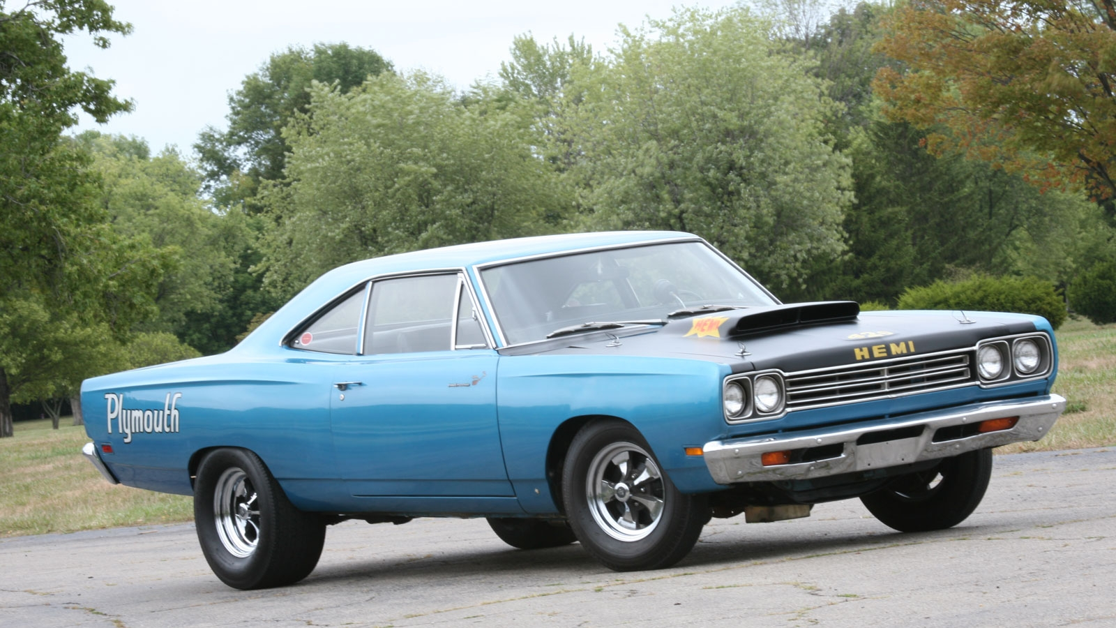 11 Plymouth Road Runner HD Wallpapers | Background Images ...