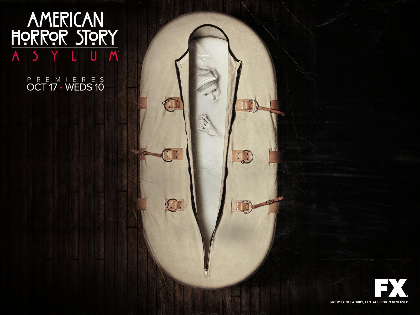 American Horror Story Asylum Fondo De Pantalla And Fondo De