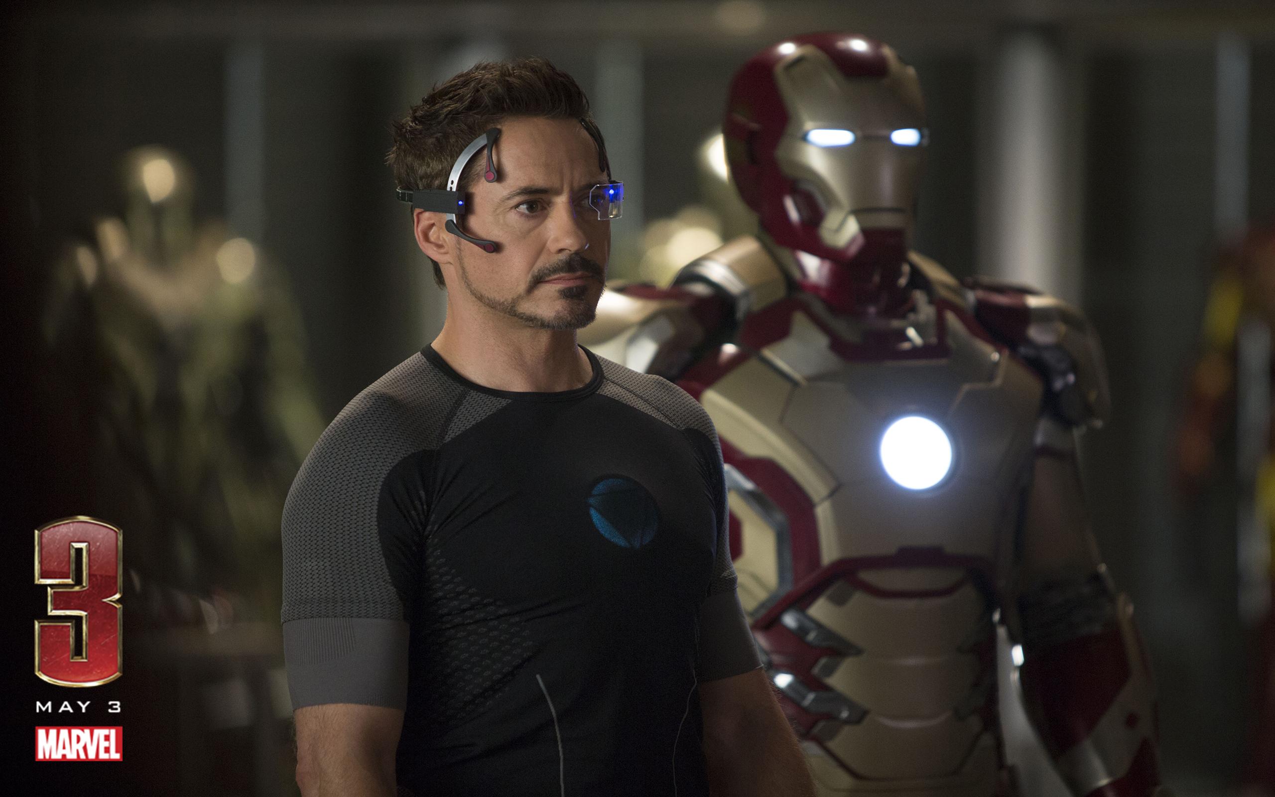 Iron Man 3 Hd Wallpaper Background Image 2560x1600 Id334985