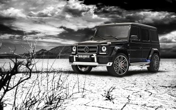Vehicles - Brabus Wallpapers and Backgrounds ID : 334520