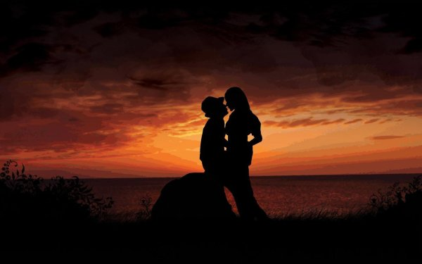 Artistic Love People Romantic HD Wallpaper | Background Image