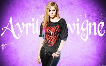 Music - Avril Lavigne Wallpapers and Backgrounds ID : 335007