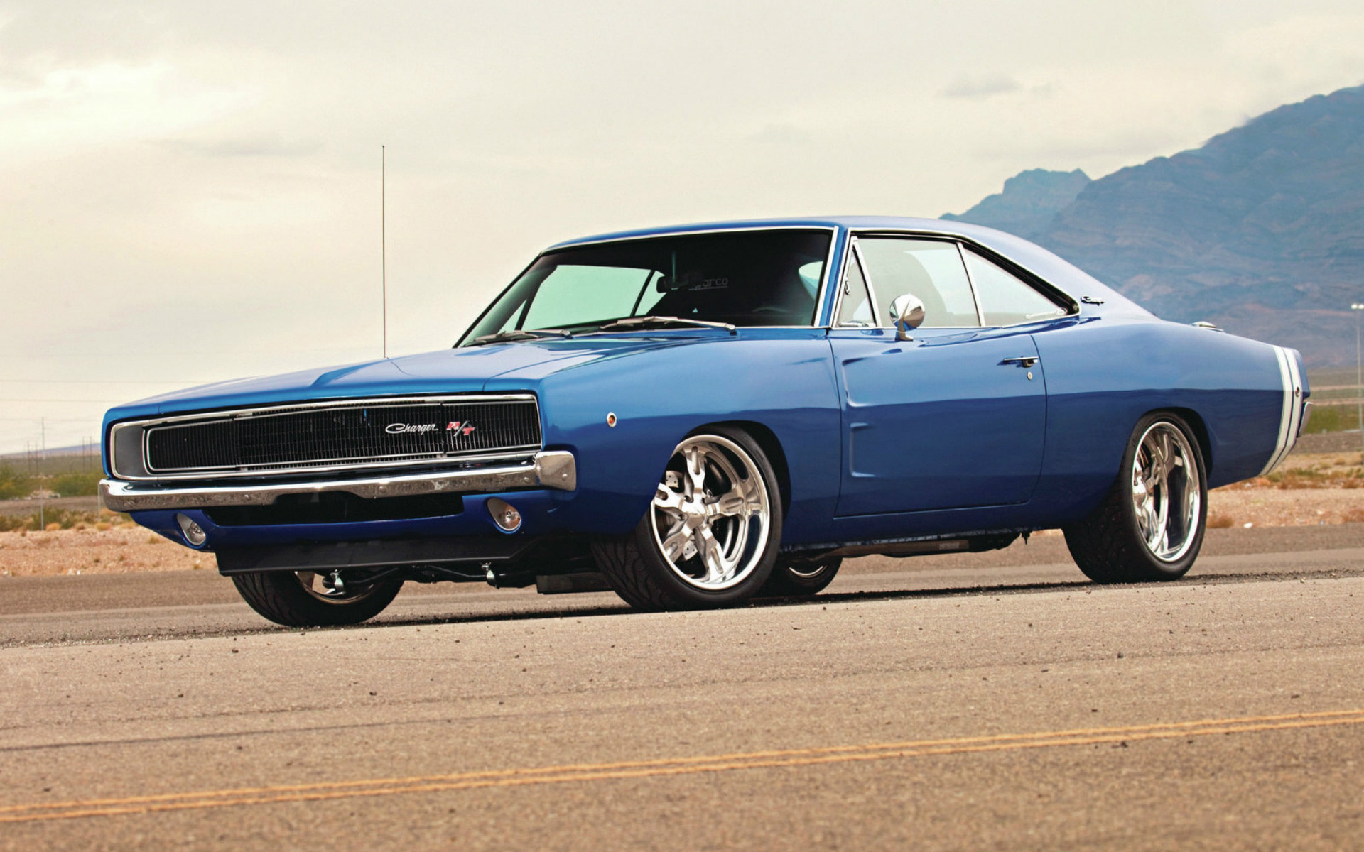 1968 dodge charger rt Full HD Wallpaper and Background Image ...