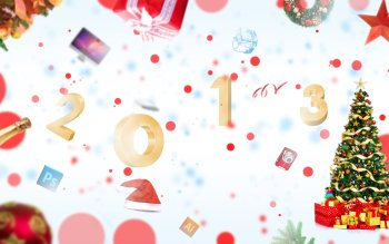 Holiday - New Year Wallpapers and Backgrounds ID : 337783