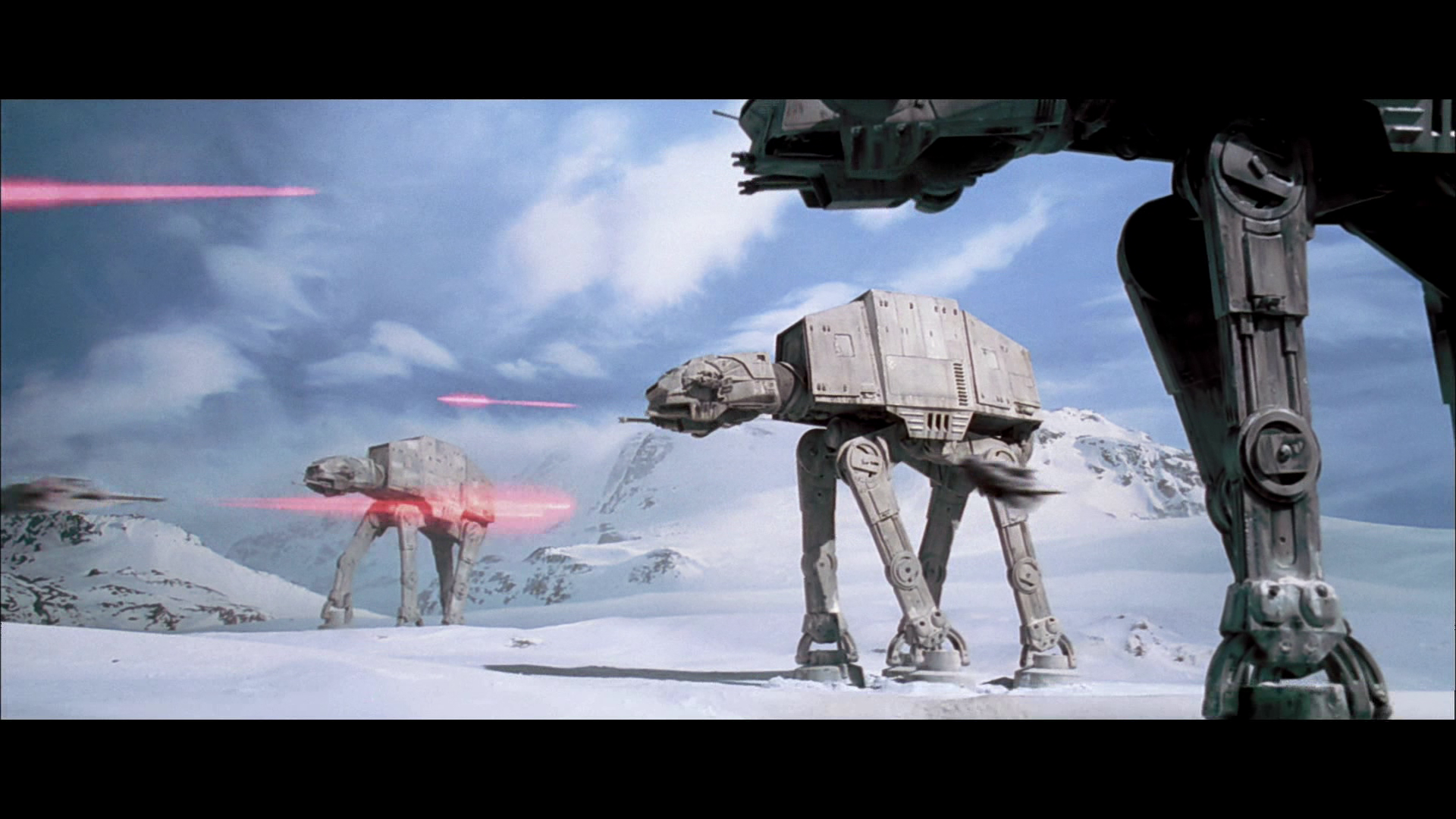 Star Wars Episode V: The Empire Strikes Back Computer Wallpapers ...