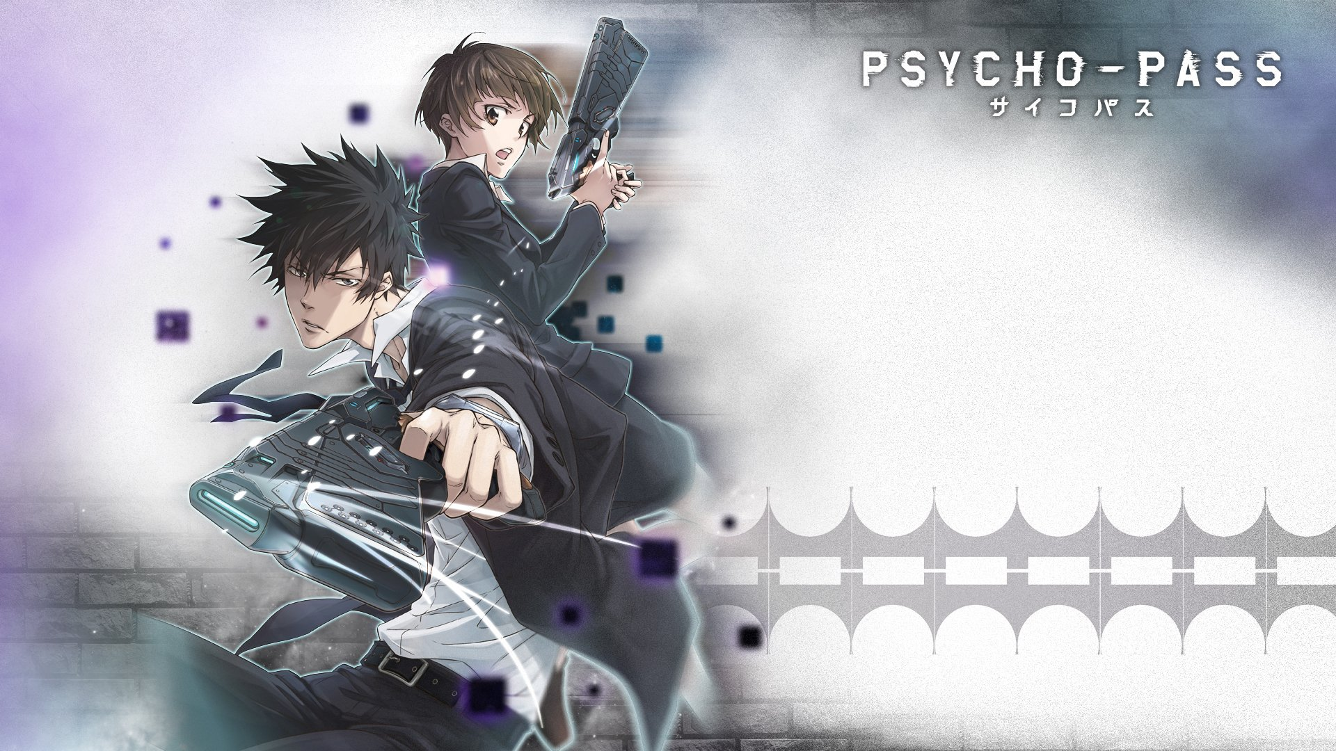 106 Psycho Pass Hd Wallpapers Background Images Wallpaper Abyss