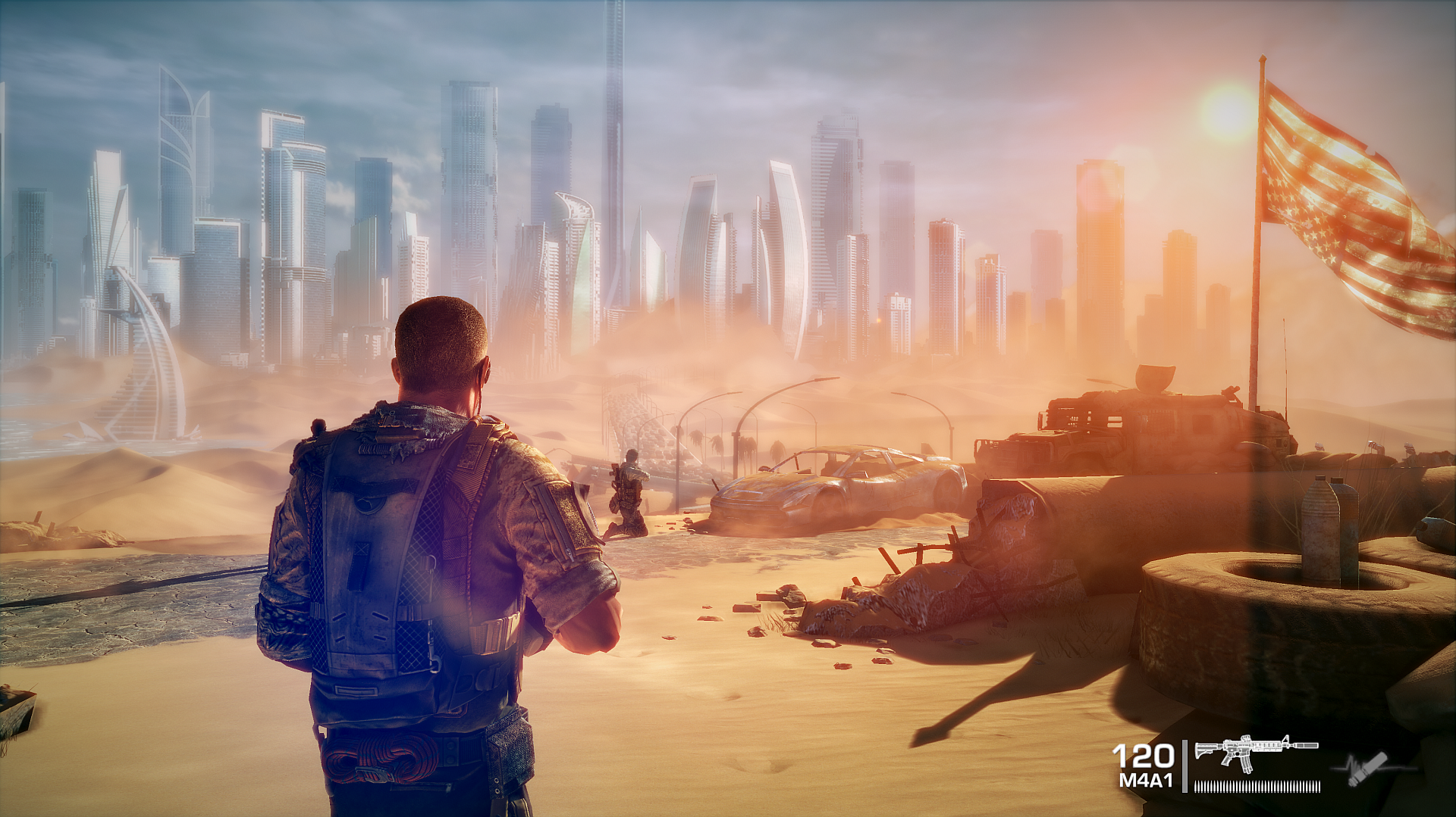 23 Spec Ops The Line Hd Wallpapers Background Images