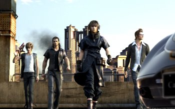 Video Game - Final Fantasy Versus XIII Wallpapers and Backgrounds ID : 338351
