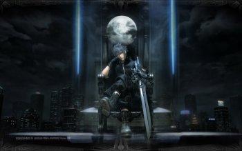 Video Game - Final Fantasy Versus XIII Wallpapers and Backgrounds ID : 338354