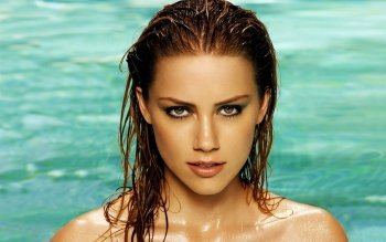 Celebrity - Amber Heard Wallpapers and Backgrounds ID : 338563