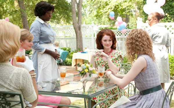 Movie The Help Jessica Chastain Bryce Dallas Howard HD Wallpaper | Background Image
