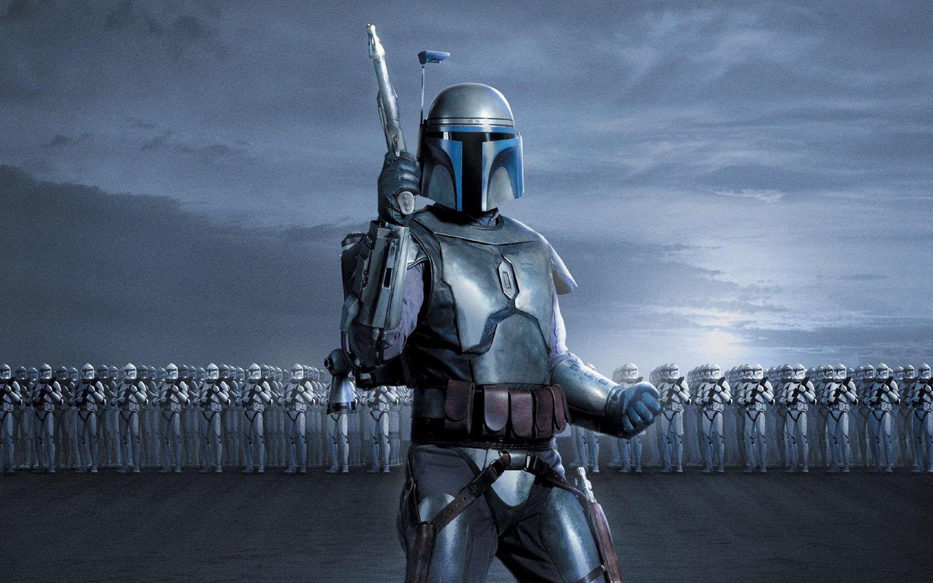 Star Wars Episodio Ii El Ataque De Los Clones Fondo De