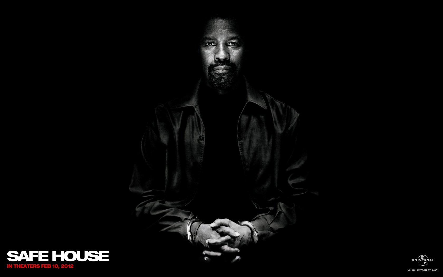 Movie - Safe House  Denzel Washington Wallpaper
