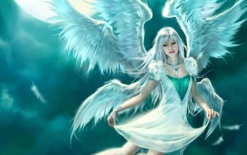 Fantasy - Angel Wallpapers and Backgrounds ID : 339168