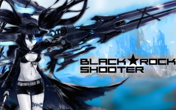 Anime - Black Rock Shooter Wallpapers and Backgrounds ID : 339756