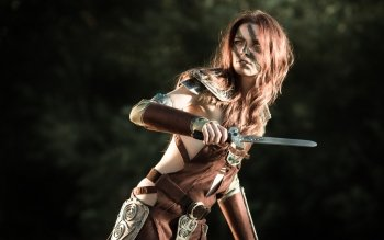 Women - Cosplay Wallpapers and Backgrounds ID : 339970
