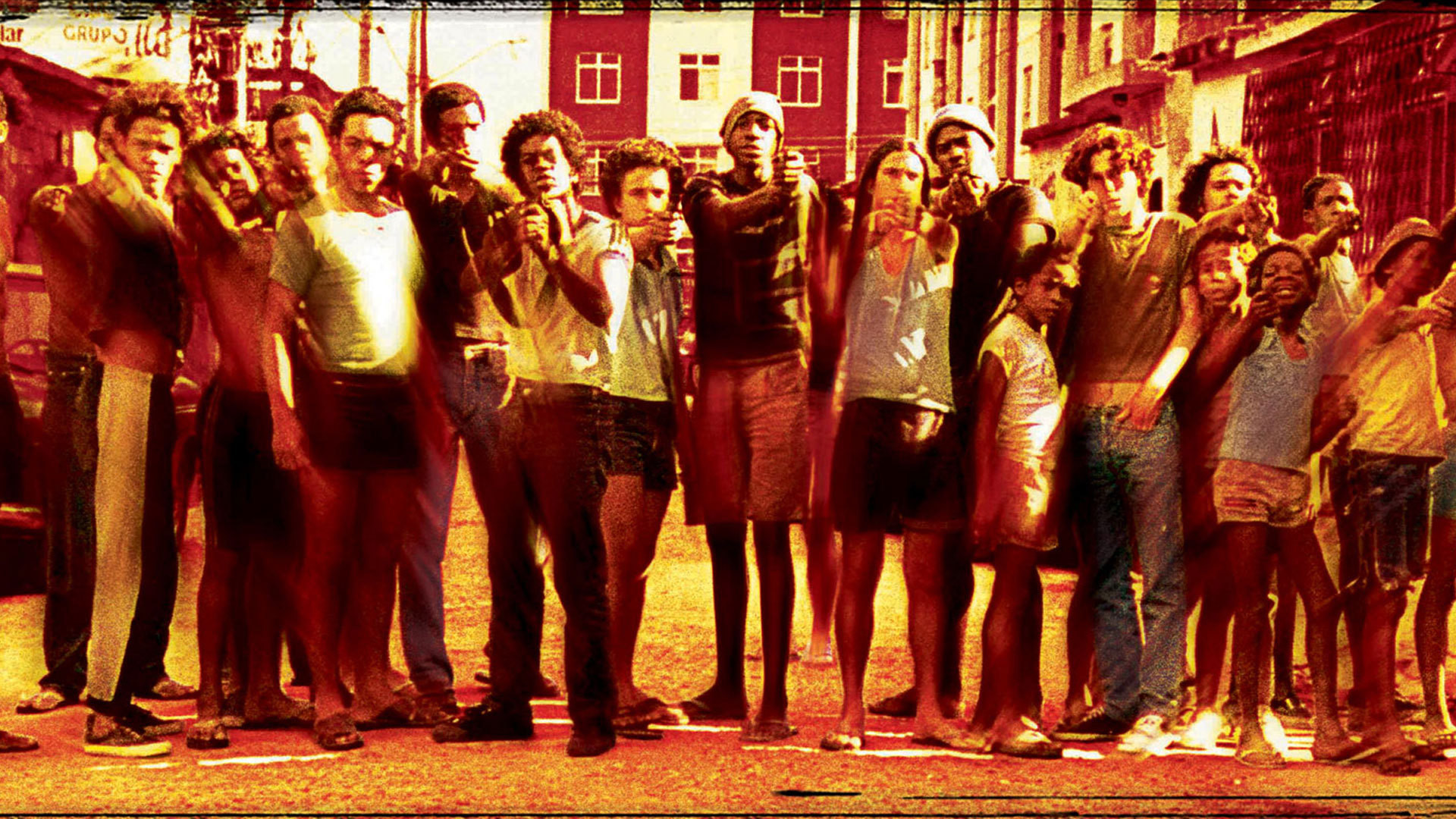 City of god lil ze