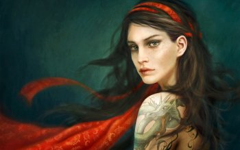 Fantasy - Tattoo Wallpapers and Backgrounds ID : 340046